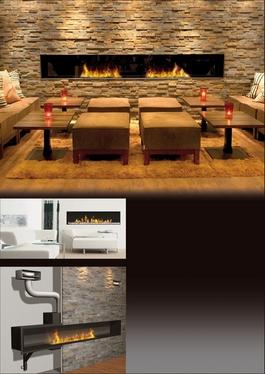chemin e ohne kamin. Black Bedroom Furniture Sets. Home Design Ideas